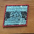 Tygers Of Pan Tang - Patch - TYGERS OF PAN TANG Rock 'N' Roll Man original printed patch