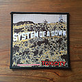 System Of A Down - Patch - SYSTEM OF A DOWN Toxicity original woven patch