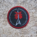MSG Michael Schenker Group's line-up original woven patch