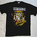Scorpions - TShirt or Longsleeve - SCORPIONS Savage Amusement tour (Sold out German leg) original t-shirt