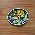 Risk - Patch - RISK Hell's Animals c1990 rubber patch