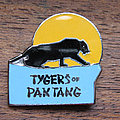 Tygers Of Pan Tang - Pin / Badge - TYGERS OF PAN TANG Spellbound official 1981 enameled pin