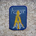 Accept - Patch - ACCEPT Restless And Wild vintage printed patch (blue version)