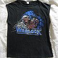 Warlock - TShirt or Longsleeve - WARLOCK Triumph And Agony tour 87 muscle shirt