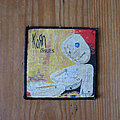 Korn - Patch - KORN Issues original woven patch
