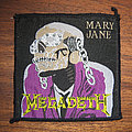 Megadeth - Patch - MEGADETH Mary Jane original woven patch