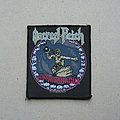 Sacred Reich - Patch - SACRED REICH Surf Nicaragua original woven patch