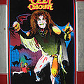 Ozzy Osbourne - Other Collectable - OZZY OSBOURNE Diary Of A Madman original black light velvet poster