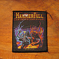 HammerFall - Patch - HAMMERFALL Crimson Thunder original woven patch