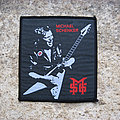MSG - Patch - MSG Michael Schenker original woven patch (black border)