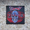 Monstrosity - Patch - MONSTROSITY Crave The Blood Exalted One! original woven patch