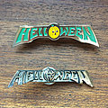 HELLOWEEN late 80s pins