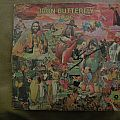 Other Collectable - signed Iron Butterfly- Live lp.