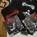 Inquisitor- Walpurgis/ Sabbath of lust limited bundle with shirt
