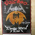 signed Vulcano/ Nifelheim tourposter