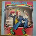 "signed Marillion- Punch and Judy 12""ep."