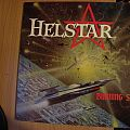 Helstar- Burning star lp