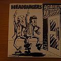 "Headbangers against disco 7"""