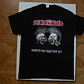 The Exploited - TShirt or Longsleeve - The Exploited- Anarchy and chaos 2017 tourshirt