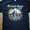 Armored Saint 2019 European tourshirt