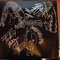 signed Venom- Warhead EP