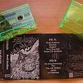 Disabuse- Death machines cassette album