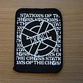 Crass - Patch - Crass- Stations of the Crass patch