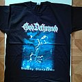 God Dethroned- Bloody blasphemy anniversary shirt