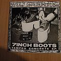7inch Boots- Tamped concrete EP