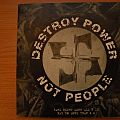 Uncurbed - Tape / Vinyl / CD / Recording etc - Destroy power, not people 7""