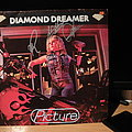 signed Picture- Diamond dreamer lp