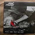 Other Collectable - signed Raw Power- You are the victim lp