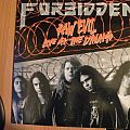 Forbidden- Raw evil/ live at the Dynamo EP