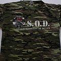 S.O.D. - TShirt or Longsleeve - S.O.D.- 1999 Dynamo Open Air event shirt