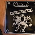 Picture- Heavy metal ears lp