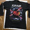 Fear Factory- Soul of a new machine European tour 1993 longsleeve