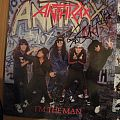 signed Anthrax- I'm the man EP