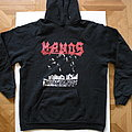 Manos- Terrible reality 1995 tour hoodie