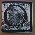 "signed M.D.C.- Multi death corporations 7"""