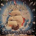 signed Vandale- Stale Verhale lp