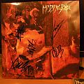 signed My Dying Bride - The thrash of naked limbs EP