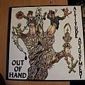 Attitude Adjustment- Out of hand lp