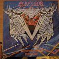 Agressor - Other Collectable - Agressor- Neverending destiny lp.