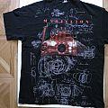 Marillion- This strange tour 1997 tourshirt