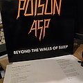 Poison Asp- Beyond the walls of sleep MLP Tape / Vinyl / CD / Recording etc