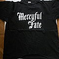 Mercyful Fate- In the shadows promo shirt