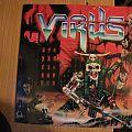 Virus - Tape / Vinyl / CD / Recording etc - Virus- Force reckon lp