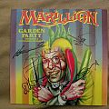 "signed Marillion- Garden party 12"" ep."