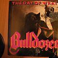 Bulldozer- The day of wrath lp