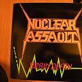 Nuclear Assault- Brain death EP